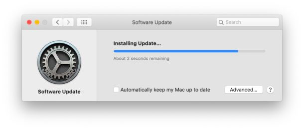 apple os updates problems
